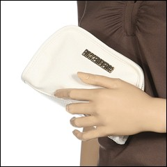 Bikkembergs - BKASO004 NA703 (Off White) - Bags and Luggage