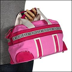 Bikkembergs - BKAMO010A04 NAC28 (Fushia) - Bags and Luggage