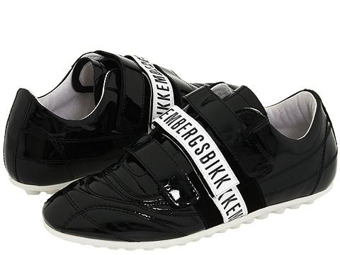 Bikkembergs - Bke317T1BD8 I0A09 (Velcor Black Patent) - Footwear
