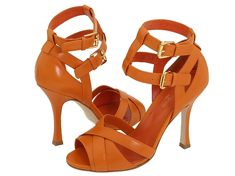 Sergio Rossi - Vlady (Orange) - Footwear
