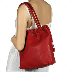 Furla Handbags - Violet Shopper Media (Red) - Bags and Luggage