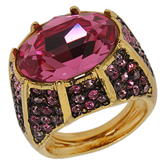 Kenneth Jay Lane Flashy Ring - Free Shipping from zappos.com