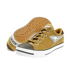 KangaROOS - JoeBasic (Tan/Grey) - Men's