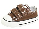 Converse Kids - All Star V3 Ox (Infant/Toddler) (Chocolate) - Footwear