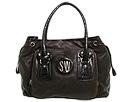 Stuart Weitzman - Zipalong (Brown Oiled Nappa) - Bags and Luggage