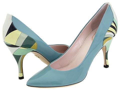 Emilio Pucci - 794932 (Water Patent) - Footwear