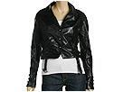 Robert Rodriguez - Leather Jacket (Black) - Apparel