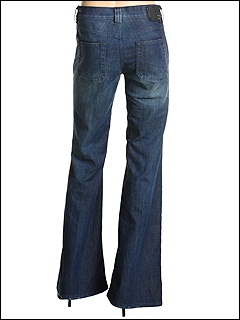 Diesel - Fluzi L.32 Pants (Denim) - Apparel
