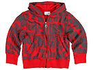 Diesel Kids - Shibbok (Toddler/Little Kids/Big Kids) (Stop Red) - Apparel