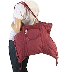Diesel - X Ray - Invite - Shoulder (Red) - Bags and Luggage