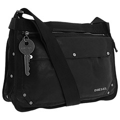 Diesel - Positive Vibe - Euphoria (Black) - Bags and Luggage