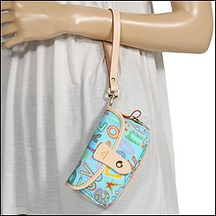 Fantasy Flap Wristlet by Dooney & Bourke at Zappos.com