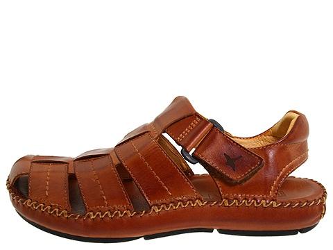 美国代购◆西班牙pikolinos男士手工制作制造经典凉鞋