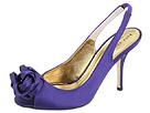 Kate Spade - Christa (African Violet Satin) - Footwear