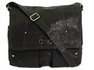 UGG - Covina Messenger (Black) - Bags and Luggage