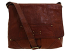 UGG - Covina Messenger (Chestnut) - Bags and Luggage