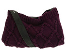 UGG - Classic Knit Messenger (Fig) - Bags and Luggage
