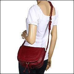 The Sak Handbags Juniper Saddle bag