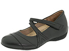 Kumfs - Xray (Black Leather) - Womens Footwear, Mary Jane, Womens Wide Fitting Shoes, Wide Fit, Wide Widths, Ladies Wide Fit Shoes