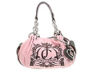 Juicy Couture - Baby Fluffy-Ongoing Velour (Nardels/Depp) - Bags and Luggage