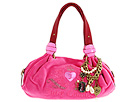 Juicy Couture - Baby Fluffy-Jewels (Nook & Cranny/Dark Nook & Cranny) - Bags and Luggage