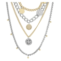 D&G Dolce & Gabbana - Gypsy Necklace (Multi) - Jewelry