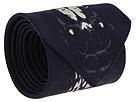 Alexander McQueen - Snake Tie (Navy/Ivory) - Accessories