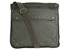 Diesel - Xpress Yourself Yell-out Color (Dusty Olive/Deep Grass Green) - Bags and Luggage