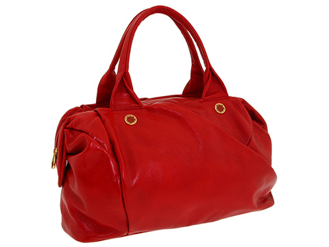 Marc by Marc Jacobs - R Special Large Salma Satchel (Red) - Bags and Luggage
