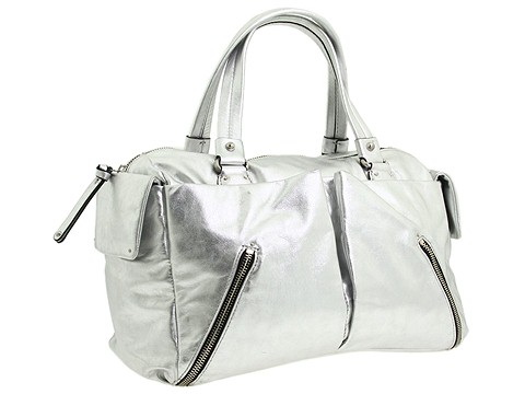 Botkier - Rio Satchel (Aluminum) - Bags and Luggage