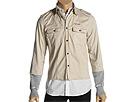 DSQUARED2 - 2 Shirts Shirt (White/Biege) - Apparel