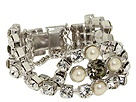 DSQUARED2 - Crystal Bracelet (Silver) - Jewelry