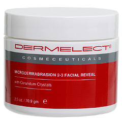 Dermelect Cosmeceuticals - Microdermabrasion 2-3 Facial Reveal 2.5 oz - Beauty