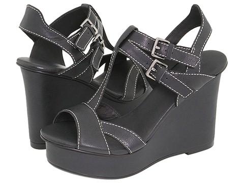 Via Spiga - Yarick (Black Leather) - Footwear