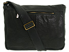 Hobo International - Glenn (Black Italian Goat Leather) - Bags and Luggage