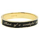 Disney Couture - Disney Bangle (Black) - Jewelry