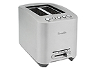 Breville - BTA820XL Die-Cast 2-Slice Smart Toaster (Stainless Steel)