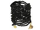 Disney Couture - Pocahontas Beaded Cuff (Black) - Jewelry