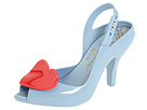 Vivienne Westwood - Anglomania + Melissa Lady Dragon (Blue) - Footwear