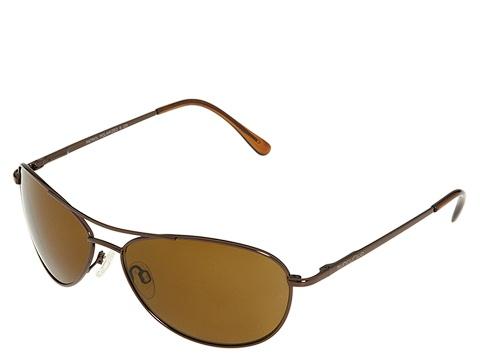 SunCloud Polarized Optics Patrol - Brown/Brown Lens