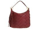 Cole Haan - Prudence Small North/South Hobo (Zinfandel) - Bags and Luggage