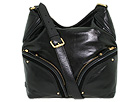 Cole Haan - Felicity Small Hobo (Black) - Bags and Luggage
