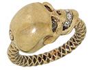 Alexander McQueen - 226198J160G (Gold) - Jewelry
