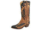Lucchese - GB9275 5/4 (Tan Burnished Mad Dog Goat) - Footwear