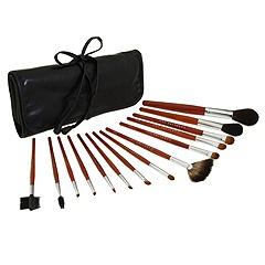 Caroline Chu C15 Full Size Superior Brush Set from zappos.com