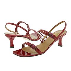 Stuart Weitzman - Parable (Red Quasar Patent)  Manolo Likes!  Click!