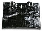 Donald J Pliner Handbags - Mystique Shopper (Black) - Accessories