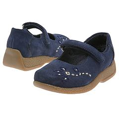 Kenneth Cole Reaction Kids - Little Lamb (Children) (Navy Suede)