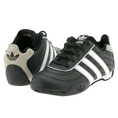 Adidas Kids - Tuscany GP (Lea) I (Infant/Children) (Black/White/Black) - Kids