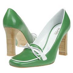 BOSS Hugo Boss - 93715 (Green Leather) - Women's